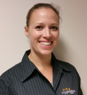 Danielle Tape Sports Physio Payneham