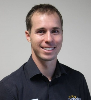 Neal Fitton Physiotherapist
