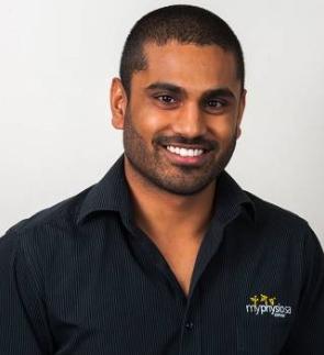 Rohan Hattotuwa Physiotherapist