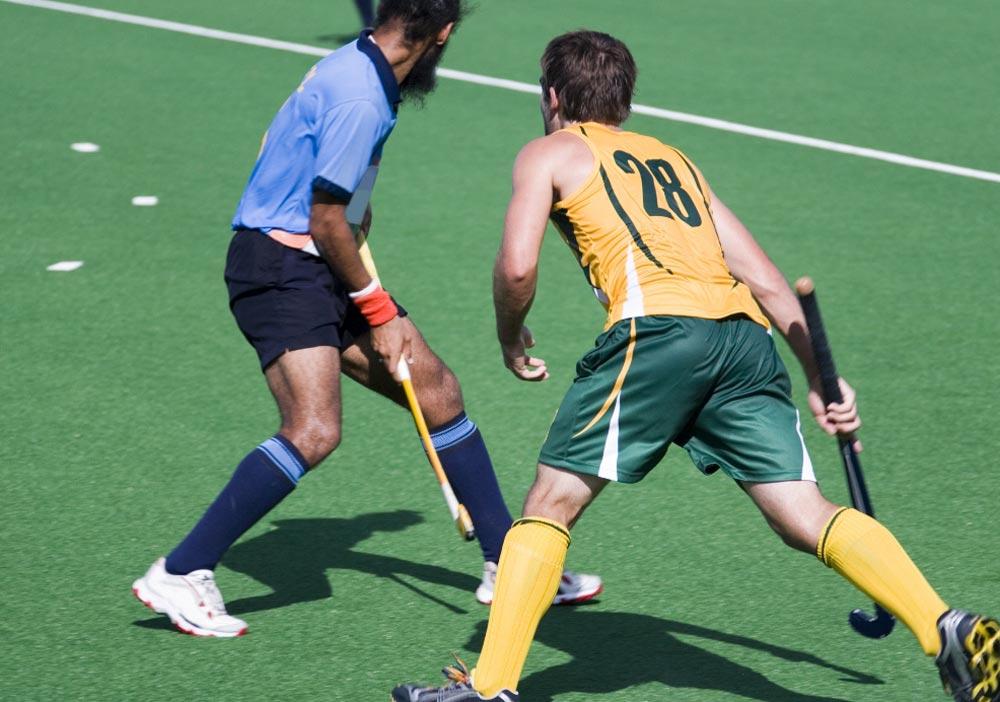 Sports Physio Hockey Match