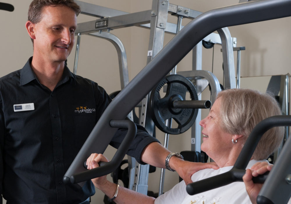 Age strong classes adelaide