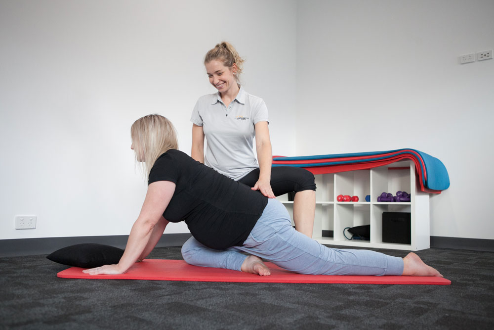 Pregnancy Exercise Classes Adelaide