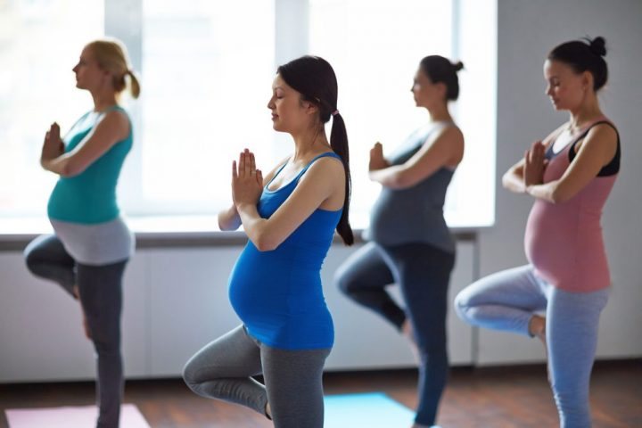 an update on exercise in pregnancy